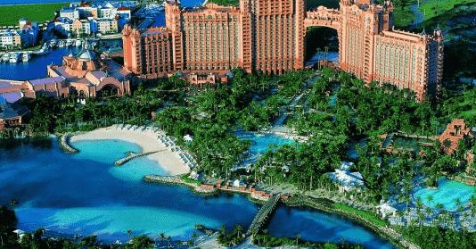 Океанский клуб, курорт Four Seasons | Багамские острова
