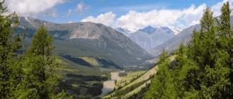 Прекрасная Сибирь