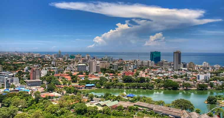 Шри - Ланка - Коломбо