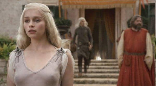 Сериал ''Игра престолов''
