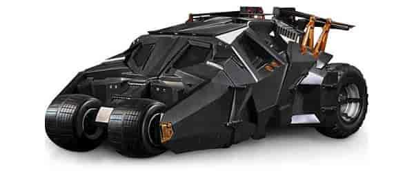 Batmobile Tumbler (Бэтмен - Начало)