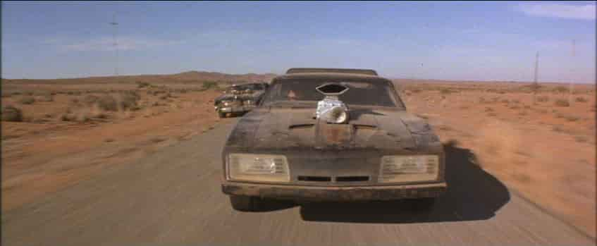 Ford Falcon XB (Безумный Макс)