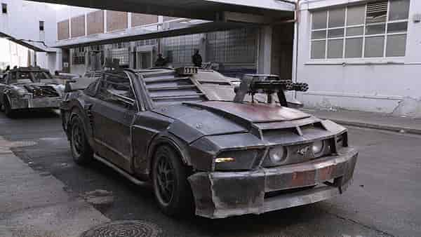 Ford Mustang GT V (Смертельная гонка Death Race)