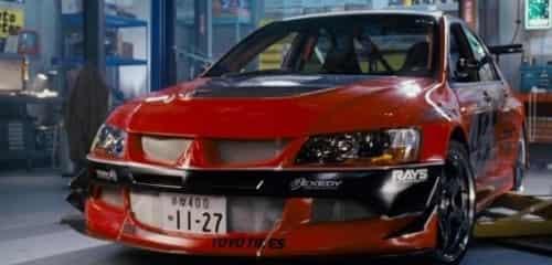 Mitsubishi Lancer Evo VIII (Форсаж Токио Дрифт)