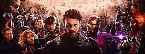 Мстители - Война Бесконечности