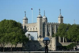 Лондонский Тауэр - Лондон, Англия