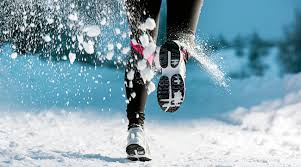 Зимний бег - в чём его польза для здоровья?