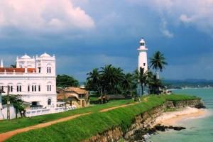 Достопримечательности Шри-Ланки - Форт Галле