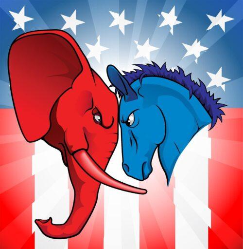 Партии США